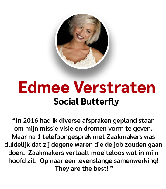 Review Edmee Verstraten
