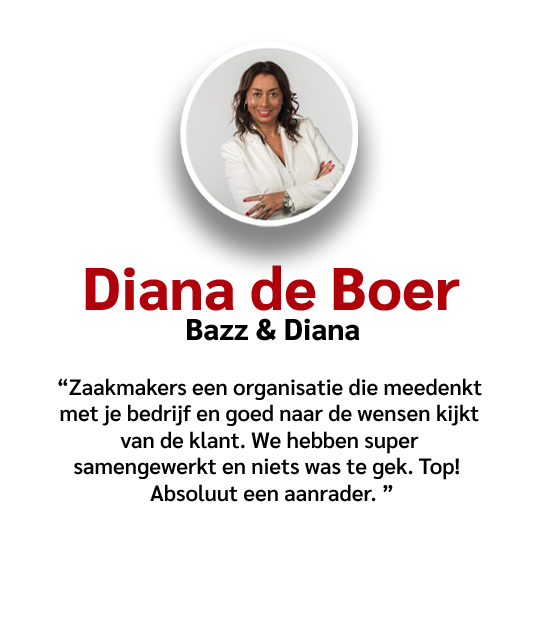 Review Diana de Boer