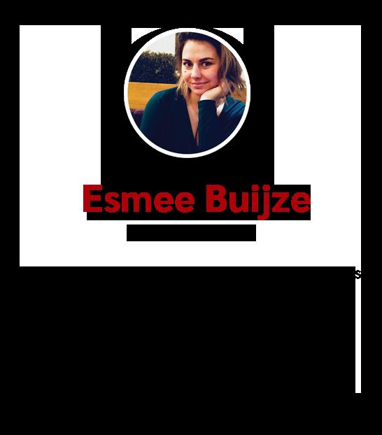 Organisatie - Review Esmee Buijze