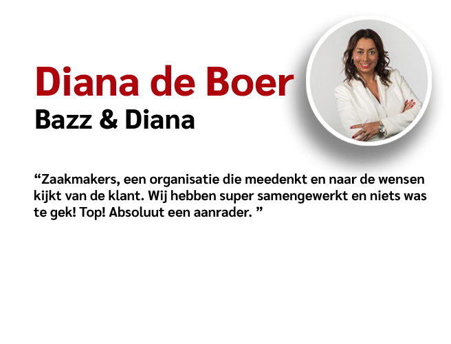 Zaakmakers- Review Diana de Boer