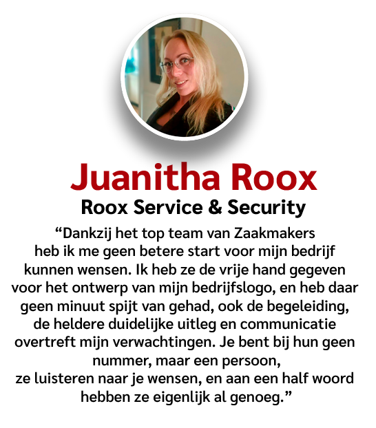 Review Juanitha Roox