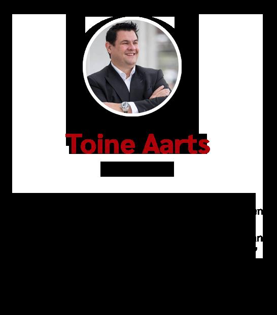 Organisatie - Review Toine Aarts